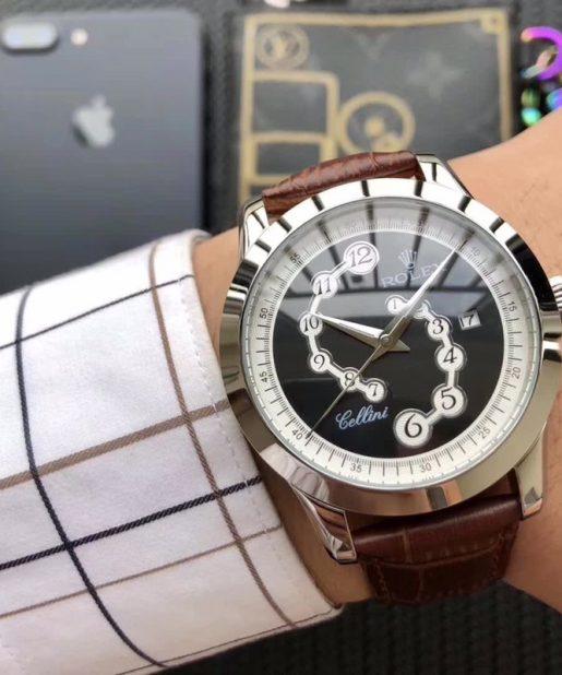 new styles 0a176 c6c3c ロレックス(ROLEX)メンズ 腕時計 3針 精准時計 コピー通販 RO-TSHM320-02